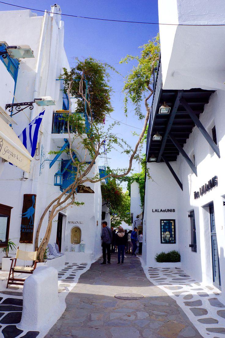 Mykonos, Greece                                                                                                                                                                                 More