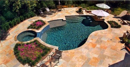 41 Best Images About Inspirational Pools On Pinterest