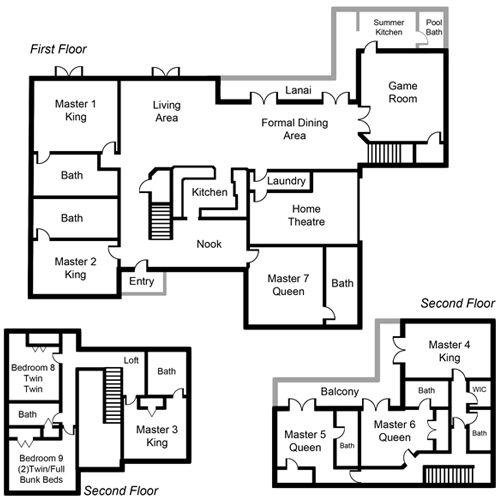 1831 Best Images On Pinterest Floor Plans