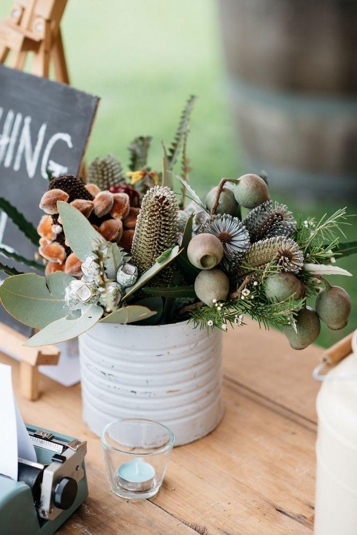 DIY Australiana wedding at Camden Town Farm - photography by Studio Something
