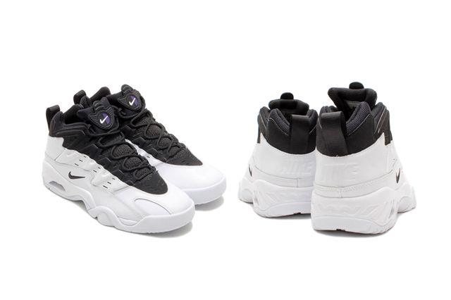 Nike Air Flare - White/Black