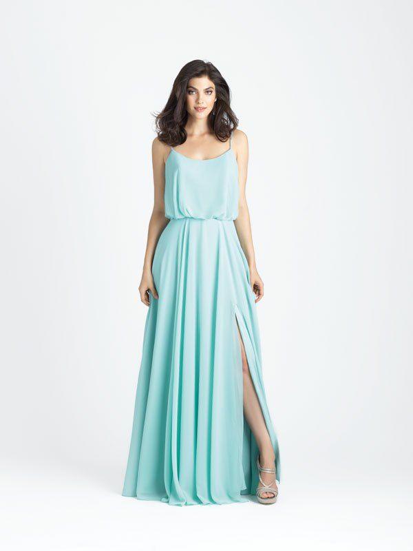 1502 Allure Bridesmaid Dress
