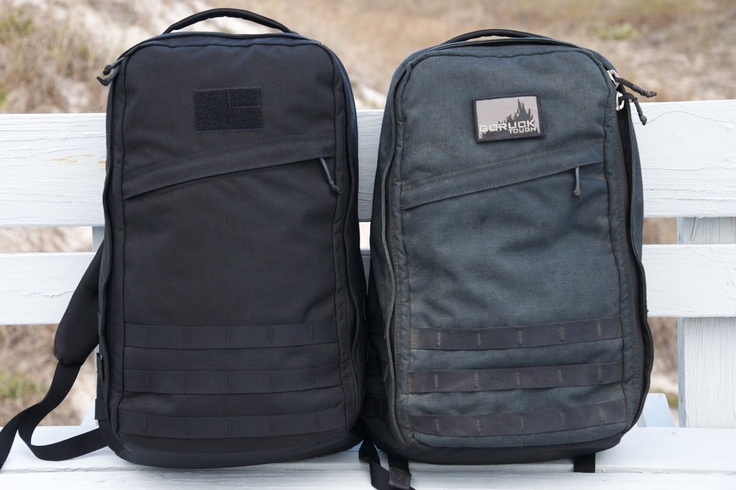 GoRuck GR1 versatile backpack. $295 made in the USA.