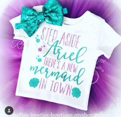 A+little+glitz+and+glam+for+your+favorite+little+mermaid.+  Great+for+holidays+or+birthdays,+or+just+because+you+can+never+look+to+glam!  This+listing+is+for+the+ONESIE+ONLY+$19.99  Accessories+not+include,+but+can+be+purchased+through+listing  *+Hand+washing+is+suggested*  Exclusively+...