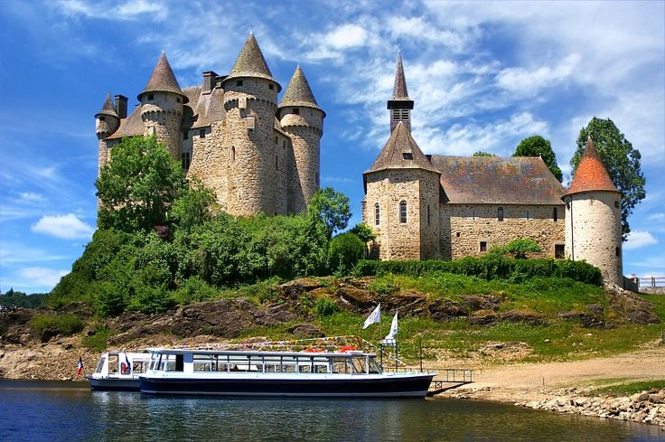 Tours France Castles Vacations In France Pinterest