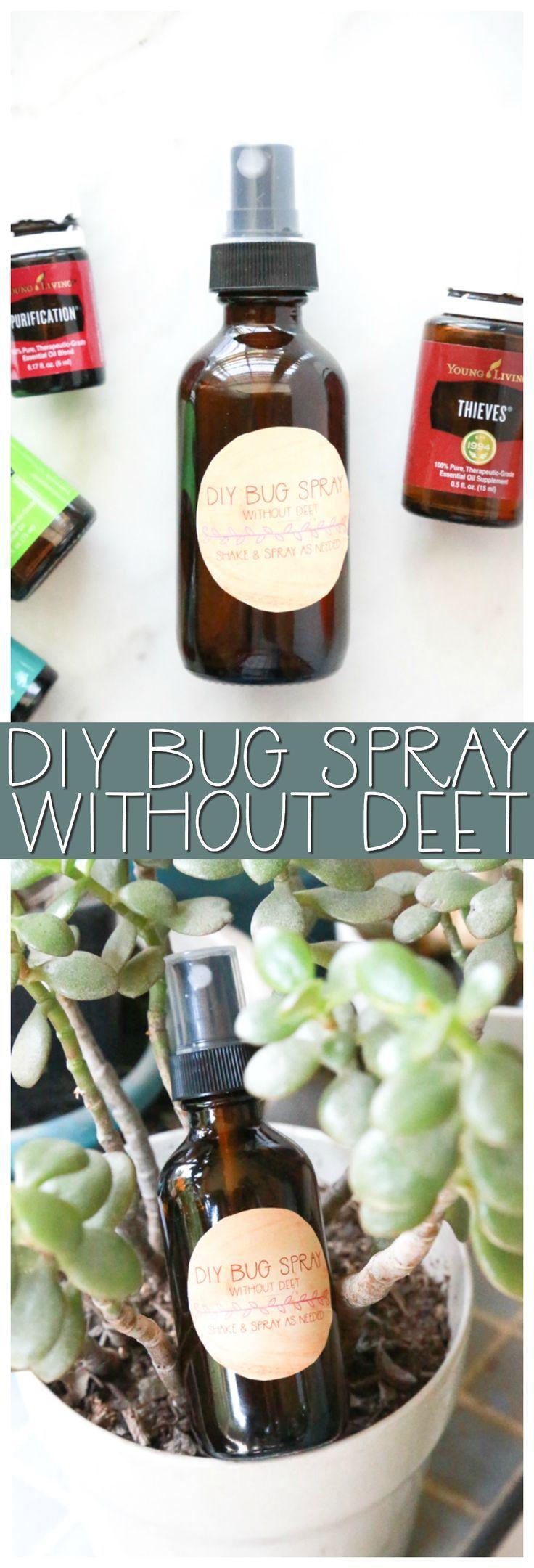 Best 20 bug off ideas on pinterest the bug natural bug diy bug spray without deet vtopaller Images