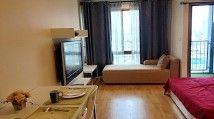Casa Condo Asoke-Din Daeng: Studio room for rent, 26 sqm, 11000 THB | Bangkok PropertyAgency    http://www.bangkokpropertyagency.com/?list_estate=3988