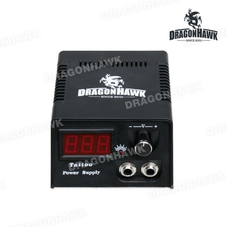 Dragonhawk Lcd Digital Tattoo Power Supply Kit CE Certification [P025-3(5400901air DE)] - US$33.99 : Dragonhawk tattoo supplies, tattoo kits,tattoo machines for sale global form tattoodiy.com