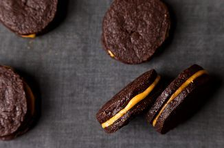 Two-Bite Buckeye Cookies Recipe on Food52, a recipe on Food52
