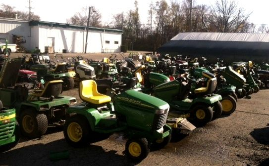 Used Parts at D&G Equipment - John Deere Equipment--Michigan--Tractors, Lawn Mowers, Outdoor Power Equipment for Farm, Lawn and Garden and Work Sites& Garden, Commercial, Agricultural Equipment, Accessories, New and Used Parts.