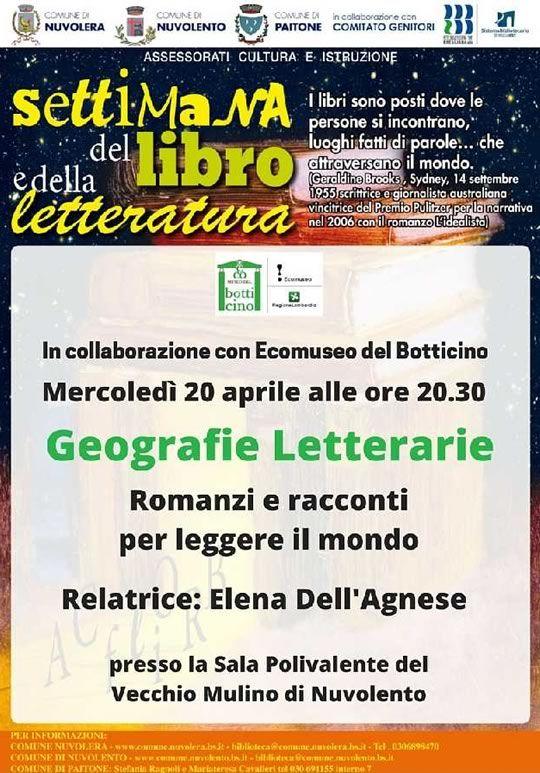 Settimana del Libro a Nuvolento http://www.panesalamina.com/2016/46745-settimana-del-libro-a-nuvolento.html