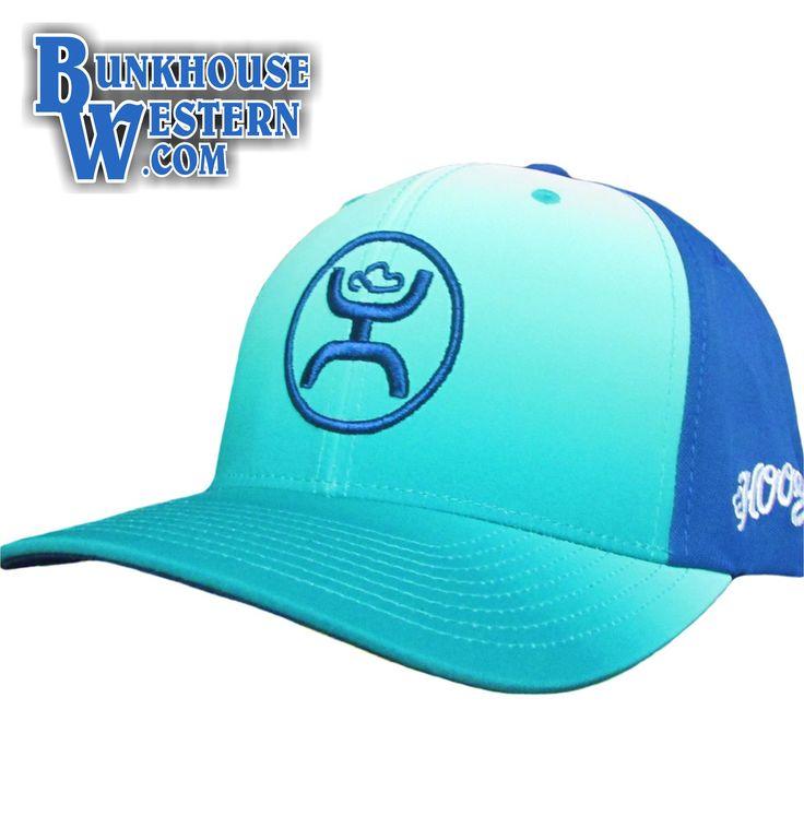 "Hooey, Cody Ohl, Blue & Green, Ombre, Cap, Cowboy Hat, ""Be Original"", $31.98"