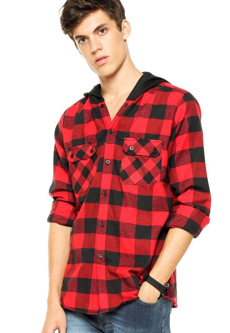 Camisa Roja By Deep - Comprá Ahora | Dafiti Argentina