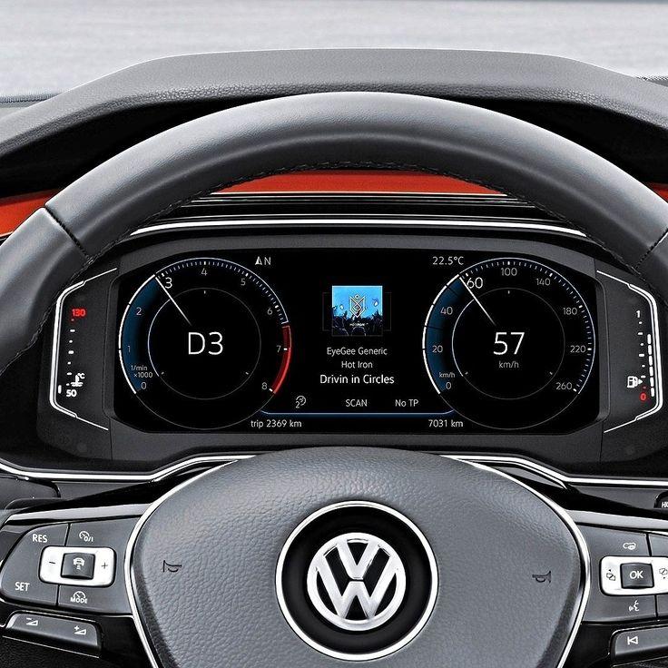 Volkswagen Polo 2018 Marca revelou nesta sexta-feira em Berlim a nova geração do Polo. Entre as novidades o carro poderá vir equipado com quadro de instrumentos totalmente digital! Trata-se do Active Info Display e o Polo é o primeiro modelo da marca com a segunda geração do equipamento. E pela primeira vez será operado por um botão dedicado no volante multifuncional em que o motorista poderá alterar desde o modo padrão ou com o recurso que desejar como GPS ou mídia.  O novo Polo é…