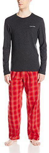 Calvin Klein Men's Holiday Pajama Set