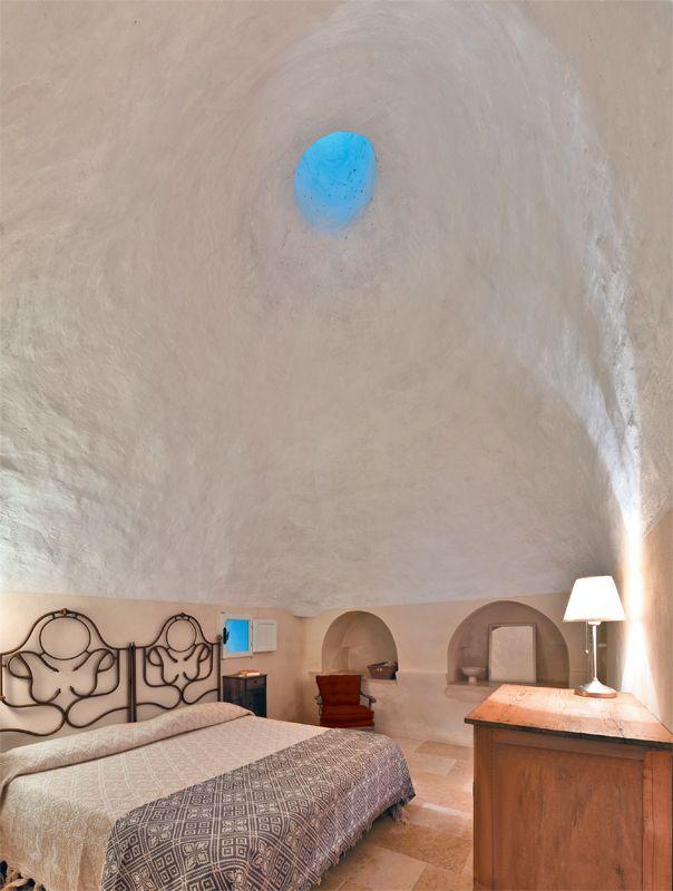Reforma transforma trullo, morada típica da Puglia, em casa de campo - Casa