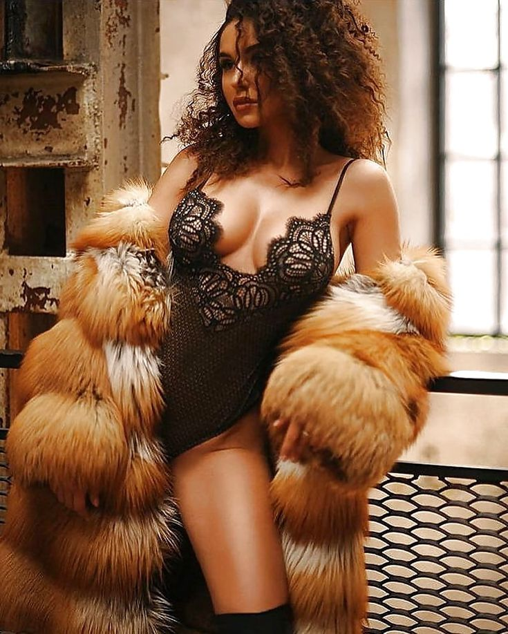 Xxx nude foxes in furs