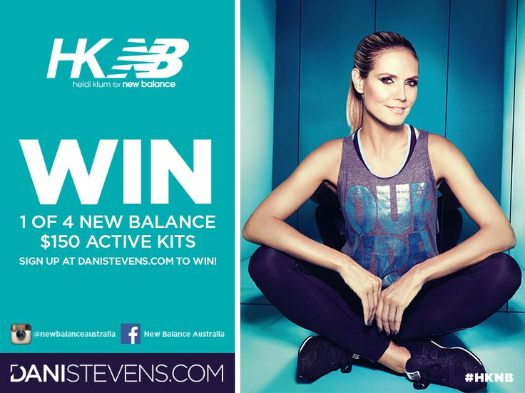 Check out the amazing giveaway on DaniStevens.com