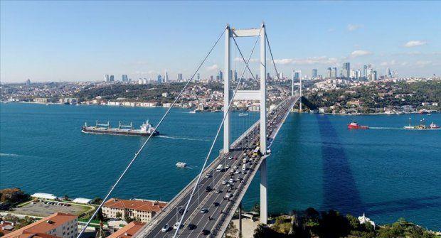 Istanbul Icin Deprem Senaryosu News Haber San Francisco Skyline Bay Bridge Skyline