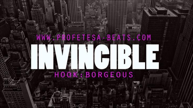 Rap Beat Instrumental w/ Female HOOK ''Invincible'' (prod. Profetesa)