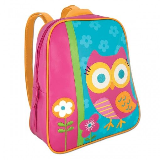 Owl Go Go Backpack Possum Pie Stephen Joseph Arts and Crafts, Gifts and Toys, Bags and Backpacks
