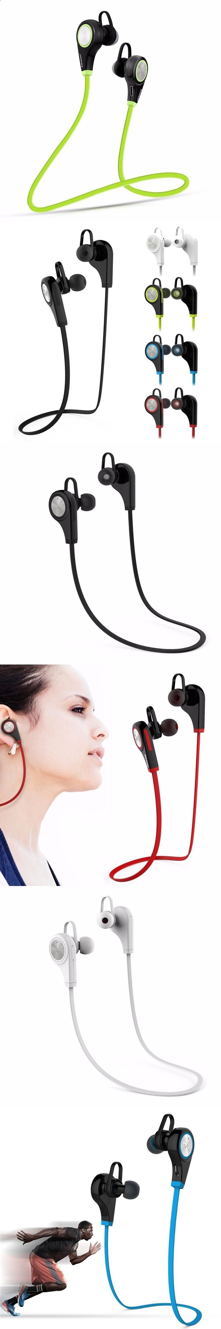 Sports Headphones - Sports Headphones - Bluetooth Earphone Wireless Sports Headphones Headset Running Music Stereo Earbuds Handsfree with Mic for Xiaomi Samsung - If you usually go out to run, walk or any other sport in which you usually carry music to accompany or motivate you, we have selected 13 models of sports headphones that we consider among the best in the market for different aspects, from comfort to use to design, sound quality or value for money, so that you find variety and...