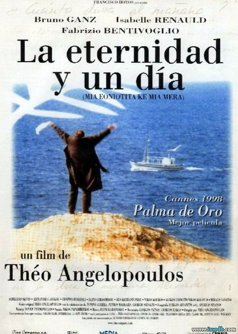 Eternity and A Day by Theo Angelopoulos