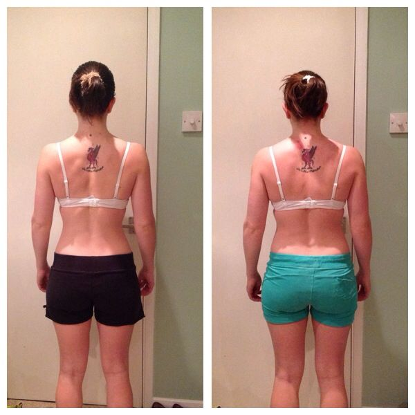 Before and after shots. Clean 9 foreverlivingukproducts.com
