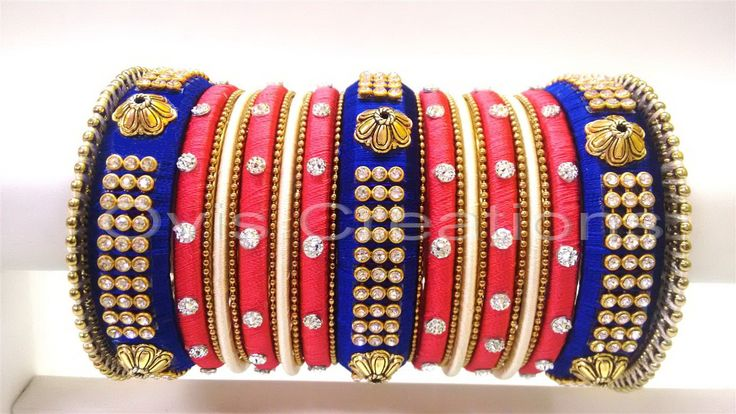 Bridal bangle collections by Ovis creations