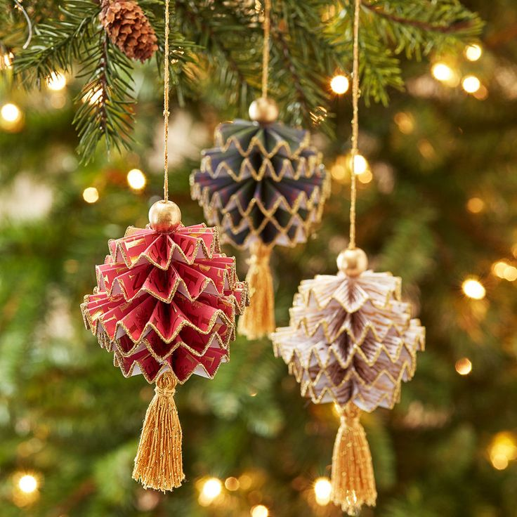 Diy Christmas Ornaments Made From Paper: 1000+ Images About Paper Crafting On Pinterest