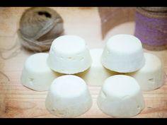 Jabón de jazmín natural. Cosmética natural. - YouTube
