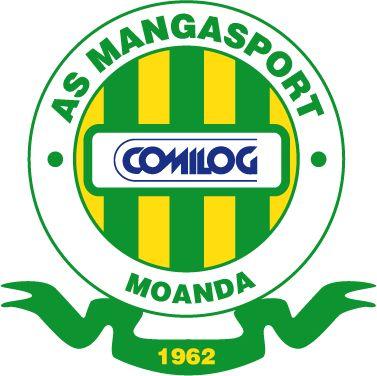 1962, AS Mangasport (Moanda, Gabon) #ASMangasport #Moanda #Gabon (L14220)