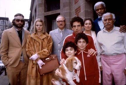 """Wes Anderson's """"The Royal Tenenbaums"""" 2001"""
