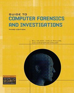 Guide to Computer Forensics and Investigations  Used Book in Good Condition