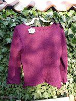 Motif #36 auf meinem Pullover