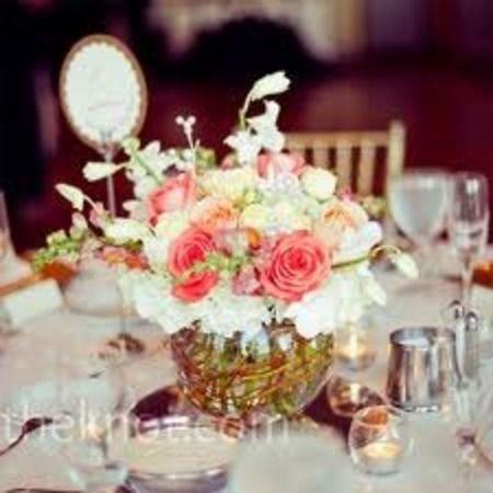 Floral Table Arrangements