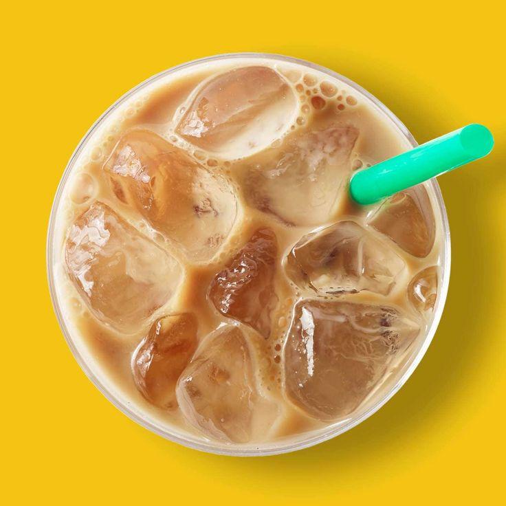 Iced Starbucks® Blonde Vanilla Latte: Starbucks Coffee