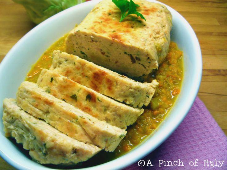 Turkey Meatloaf Genovese