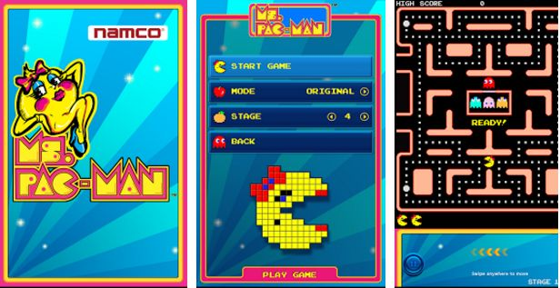 Ms. PAC-MAN by Namco Android APK v2.0.6 (Full) - https://app4share.com/ms-pac-man-namco-android-apk-v2-0-6-full/ #MsPACMANandroid #MsPACMANapk