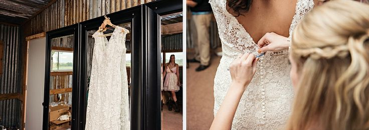 Sydney   Reagan (Rustic Dallas Country Wedding)