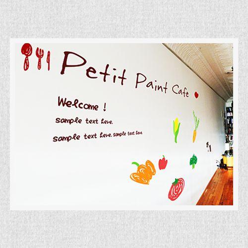 店内の壁に、こんなかわいいイラストはいかが? →ここで素材をダウンロードできるよ♪ http://petitpaint.niteandday.tokyo/entry/list