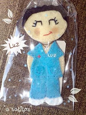 enfermera Luz: Enfermera Luz