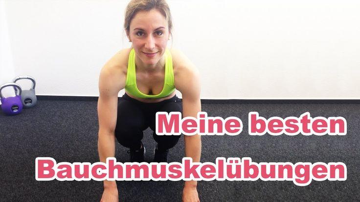 Perfektes Bauchmuskeltraining mit Ganzkörpertraining  - Burpee richtig g...