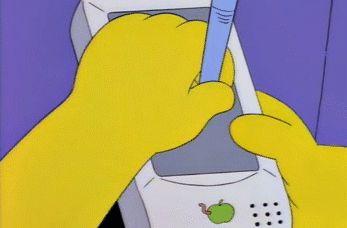 El autocorrector de iPhone