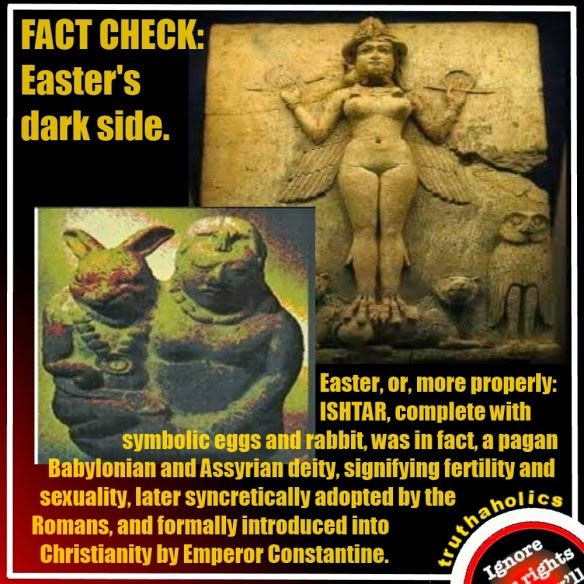 The Truth About Easter and the Secret Worship of the Anunnaki   Humans Are Free