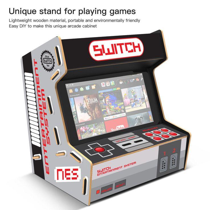 NES Cade Nintendo Switch Bar Top Arcade Machine Cabinet ...