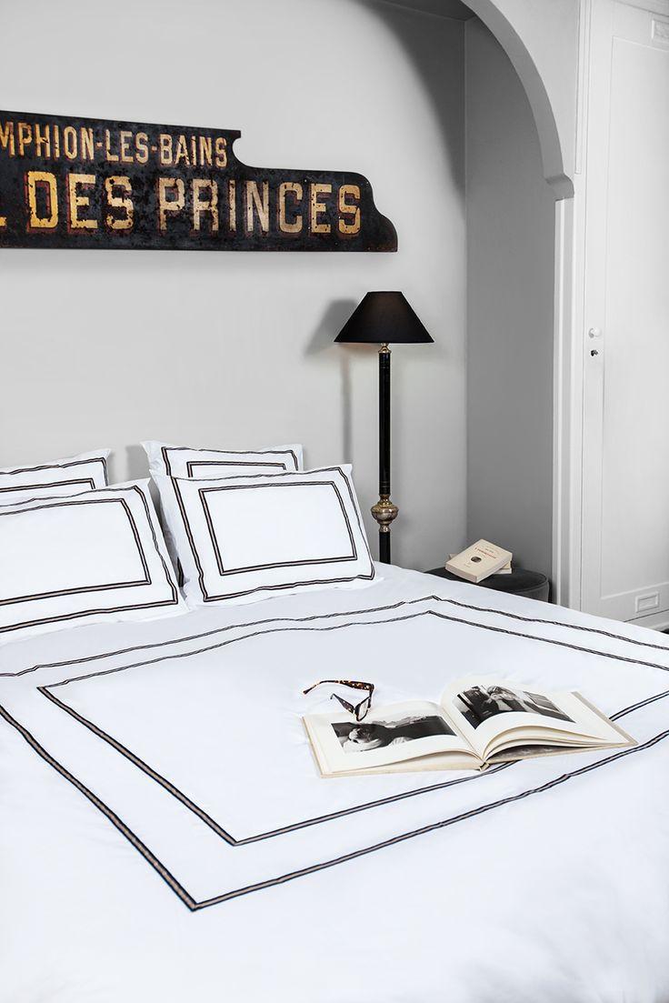 Parure de lit Mille & Une Nuits de Tanger-Néroli