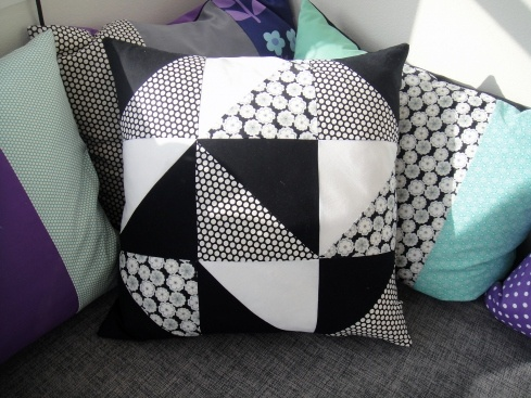 Home made pillows