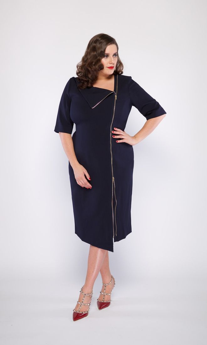 The SABRINA dres in navy blue. A sexy plus size outfit for women of all shapes and sizes. Flattering and available in sizes 6-24. . . #viviennalorikeet#gowns#wedding #eveningwear#custommade #madetomeasure#highfashion#fashion #runwayfashion#bodypositive #glam#motherofthebride #motherofthegroom#cocktaildress#style #sequinned#beautiful#luxury #weddingdress#bridal#classic #armadale#melbourne#handbeaded #couture#shop#customdress#femininity #plussizevening #plussizefashion…
