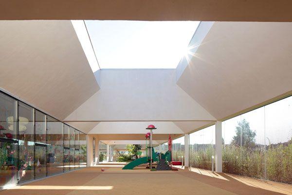 Maison Petite Enfance - Lomme - CFA Architectes